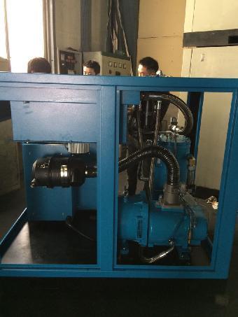 宁波永磁变频空压机已超国际先进水平
