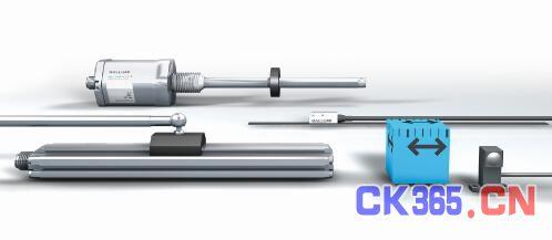 巴鲁夫公司推出新型磁致伸缩直线位移传感器