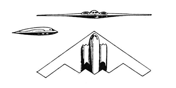 为什么隐形飞机能隐形
