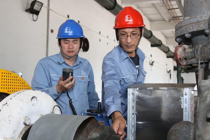 除盐水泵永磁改造 安全节能效果初现
