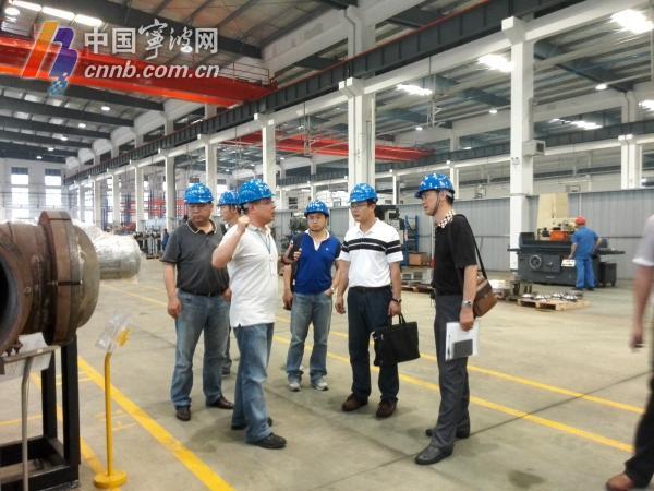 全国地市首家 宁波筹建磁材计量测试中心通过国家级验收