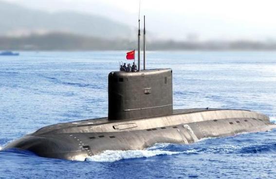 好消息!中国永磁推进系统获得突破,未来有望装备096核潜艇!