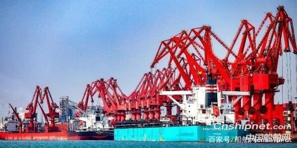 全球首台永磁直驱港口门座起重机投入使用