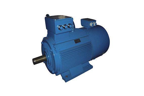 永磁同步电机怎么上电运行呢,是靠什么驱动的?