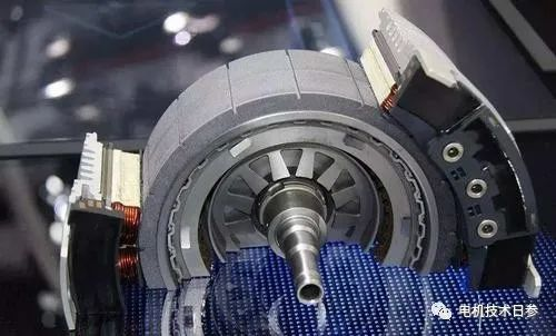 永磁电机的效率为什么能更高?