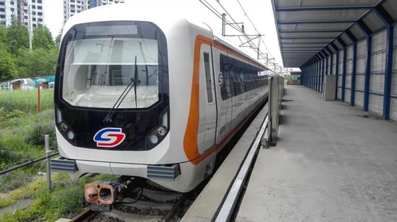 全球首发!苏州3号线全碳化硅永磁直驱列车正式交付